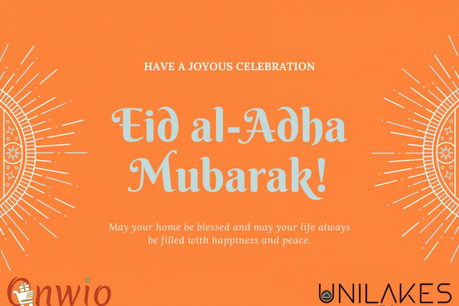 Eid al Adha Greetings